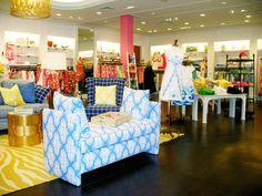 Haymarket Designs: Lilly Pulitzer Furniture Update