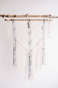 Image result for modern macrame