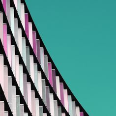 The Abstract Architecture Photography of Matthieu Venot Yatzer Architecture Design, Minimal Architecture, London Architecture, Minimal Photography, Urban Photography, Photography Tips, Geometric Photography, Matthieu Venot, Urbane Fotografie