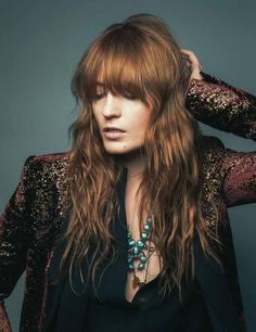 Florence Welch by Eric Ryan Anderson for Billboard Magazine 2015
