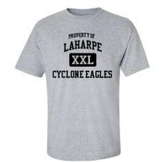 LaHarpe High School - LaHarpe, IL | Men's T-Shirts Start at $21.97