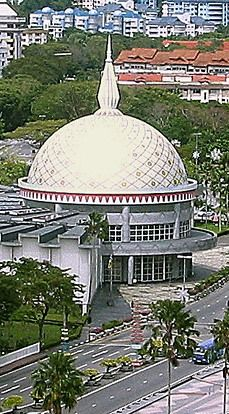 The Royal Regalia Museum - Brunei Darussalam