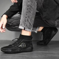 Mens Leather Loafers, Loafers Men, Dance Fashion, Fashion Shoes, Best Shoes For Men, Canvas Designs, Handmade Leather, Comfortable Shoes, Swift