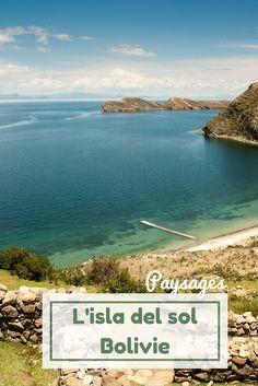 Le lac titicaca est un de ces lieux mythiques que l'on rêve de découvrir. Et pour cause, les panoramas y sont magnifiques. Que ce soit au Pérou ou en Bolivie, chaque île offre une jolie facette. C'est le cas de l'isla del sol.