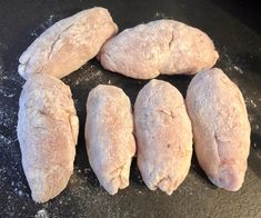 Roladki drobiowe z mozzarellą - Blog z apetytem Kielbasa, Polish Recipes, Mozzarella, Poultry, Recipies, Food And Drink, Turkey, Tasty, Nutrition