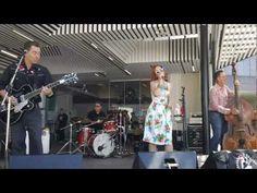 The Sugar Shakers - Ballarat Beat Rockabilly Festival 2013 - YouTube