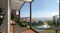 Luxurious Sea View Apartments In Florya, Istanbul -  Key Ready - Stunning views