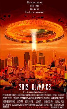 Le olimpiadi invadono Londra e terrorizzano i londinesi