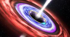 NASA - 'Cry' of a Shredded Star Heralds a New Era for Testing Relativity