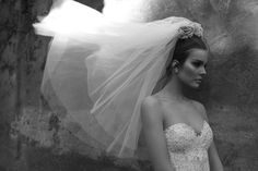 Haute Couture Wedding Dress Just For You Divas - Fashion Diva Design Used Wedding Dresses, Gorgeous Wedding Dress, Chic Wedding, Wedding Styles, Dream Wedding, Wedding Veil, Wedding Blog, Wedding Ideas, Beautiful Bride