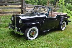 1949 Willys Jeepster - Photo submitted by David Driscoll.