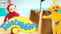 Teletubbies: Sandcastles - Full Episode