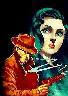 Bioshock Infinite : Burial At Sea (DLC) -- It will be released tomorrow, are you ready? :D
