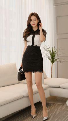 Beautiful Asian Women, Beautiful Legs, Korea Fashion, Asian Fashion, Nami One Piece, Perfect Legs, Cute Japanese Girl, Good Looking Women, Looks Chic