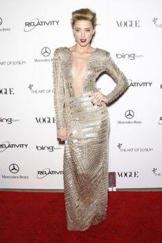 Gorgeous Amber Heard