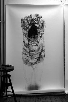 collection--drawings 2012--Anouk Griffioen