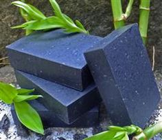 Bamboo Charcoal Natural Soap