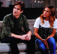 Kevin and Chloe find out about the secret passageway from Dylan.