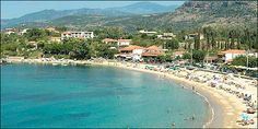 kalogria beach Greece, Dolores Park, Beach, Places, Water, Travel, Outdoor, Greece Country, Gripe Water