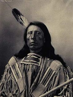 Jack Red Cloud (son of Red Cloud) - Oglala - 1899