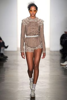 FALL 2014 RTW ALEXANDRE HERCHCOVITCH COLLECTION