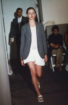Helmut Lang Spring 2000 Ready-to-Wear Collection Photos - Vogue