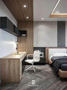 ideas bedroom hotel interior design for 2019 Bedroom Bed Design, Modern Bedroom Design, Home Room Design, Home Office Design, Home Bedroom, Home Interior Design, Living Room Designs, Bedroom Decor, Interior Ideas