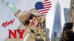 Vlog em Nova York: Conhecendo de pertinho a Estátua da Liberdade, o Soho, One World Trade Center, o Charging Bull, o Memorial de 11 de setembro e o One World Observatory. Espero muito que gostem! =D