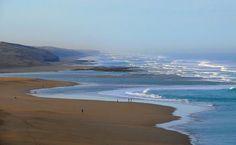 Moulay Bousselham beach