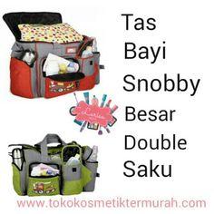 Saya menjual Tas Bayi Snobby Besar Double Saku TBSD  Amazing Gray TPT 7904 seharga Rp155.000. Dapatkan produk ini hanya di Shopee! https://shopee.co.id/larisastore/8912743 #ShopeeID