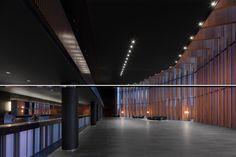 Luxury Village and Mercury Theatre / Project Meganom