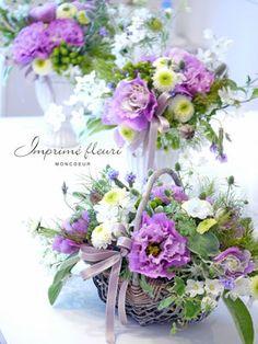 Imprime fleuri