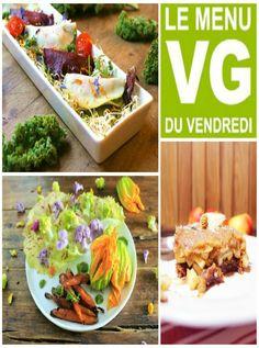 Menu végétalien fleuri et printanier élaboré par Manon du blog VG-Tables