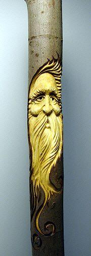 Magickal Ritual Sacred Tools:  Wood #Spirit #Sticks.