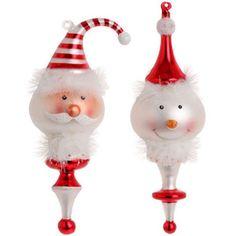 Santa/Snowman Ornament, Set of 2 RAZ Imports https://smile.amazon.com/dp/B005ZE3LQ6/ref=cm_sw_r_pi_dp_x_Gvs5xb4X809HA