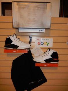 VTG OG 2002 Nike Air Jordan XVII+ 17 Copper Croc w  Original Box bags lace 6ba7fa7da