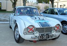 Ready for the fantastic Drome Légende Rally including night stages ! September 2015