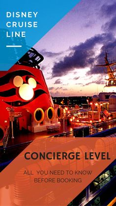 Considering a cruise aboard Disney Cruise line? Tips from our personal experience with concierge level on DCL.