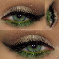 Gorgeous Look  #makeup