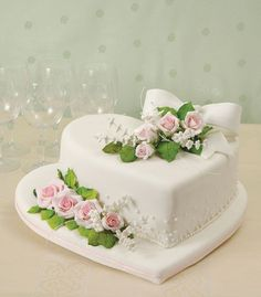 cake and step by step flower...
