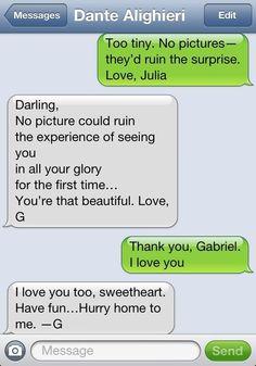 """It took a little longer for Gabriel's next text to arrive:"" #GabrielsInferno by @sylvainreynard"