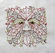 Autumn Greenman | 출처: 28 Sides Designs