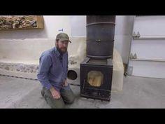 ABC acres: Rocket Mass Heater Start (and) Batch Box Plans - episode #057 - YouTube