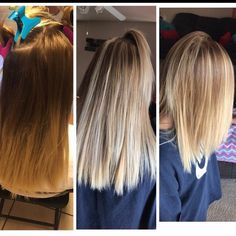 Utopia has two very talented, young hairstylists! This is the work of our newest member, Bethanie Pierce! What a beautiful transformation! #highlights #lowlights #haircolor #blondehair #cosmetology #utopiasalonandspa #summerlovin #healthyhair http://tipsrazzi.com/ipost/1523417889222143447/?code=BUkRH-zj63X
