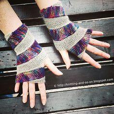 Multi-colored Yarn Free Knitting Patterns