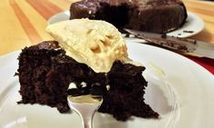 Božský čokoládový dort z červené řepy