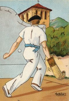 Cartes Pays Basque - M.PetitDidier
