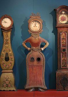 Reloj mujer vestido