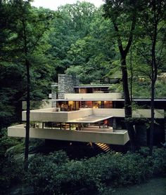 The Retreat You Need At Le Sources De Caudalie Fallingwater at night Frank Lloyd Wright house The post The Retreat You Need At Le Sources De Caudalie appeared first on Architecture Decor. Cultural Architecture, Architecture Design, Romanesque Architecture, Modern Architecture House, Classical Architecture, Modern House Design, Amazing Architecture, Library Architecture, Chinese Architecture