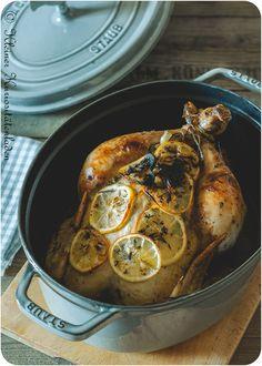 Zitronen-Kräuter-Hähnchen vom Kleinen Kuriositätenladen